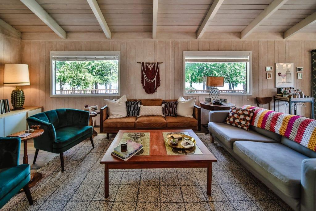 Lake Diva's Grand Living Room