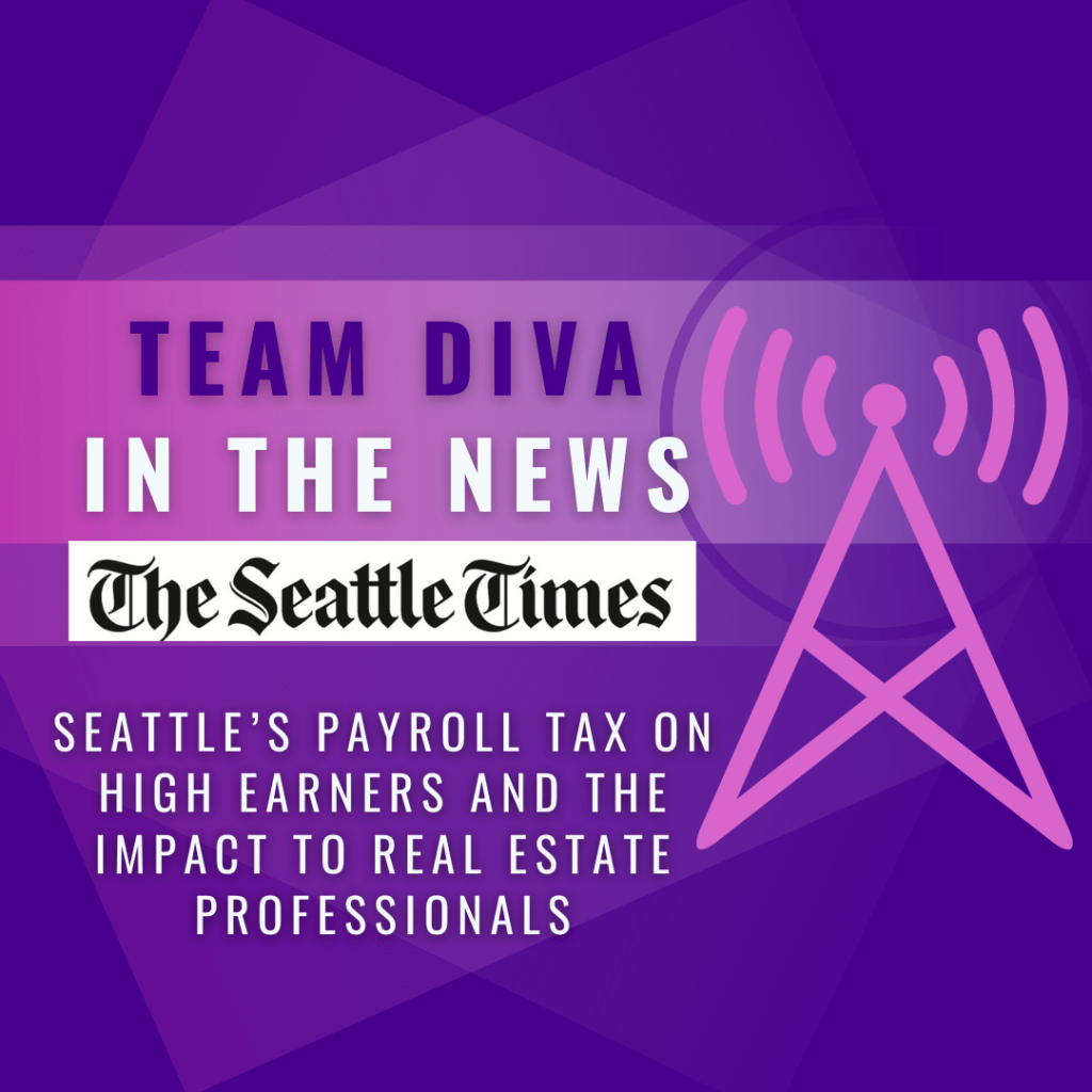 Seattle Payroll Tax on High Earners and Roy Powell's Quote