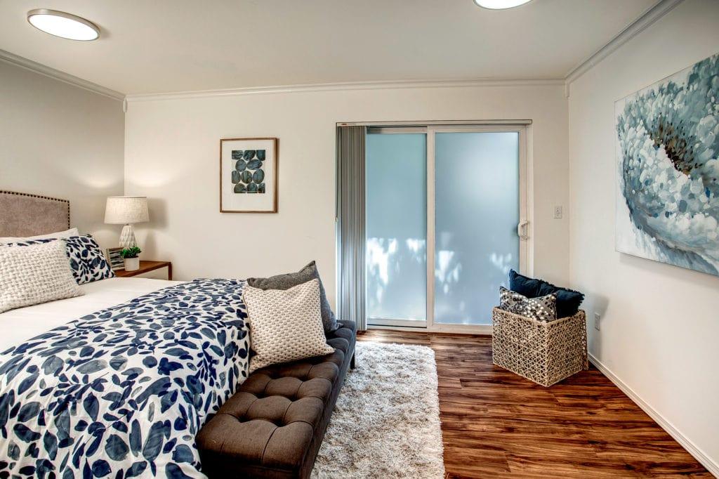 Maple Leaf Townhome Ground Floor Bedroom