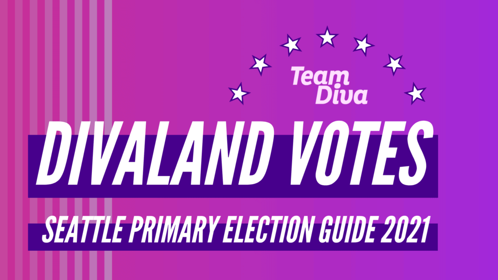 Seattle Primary Election Guide 2021
