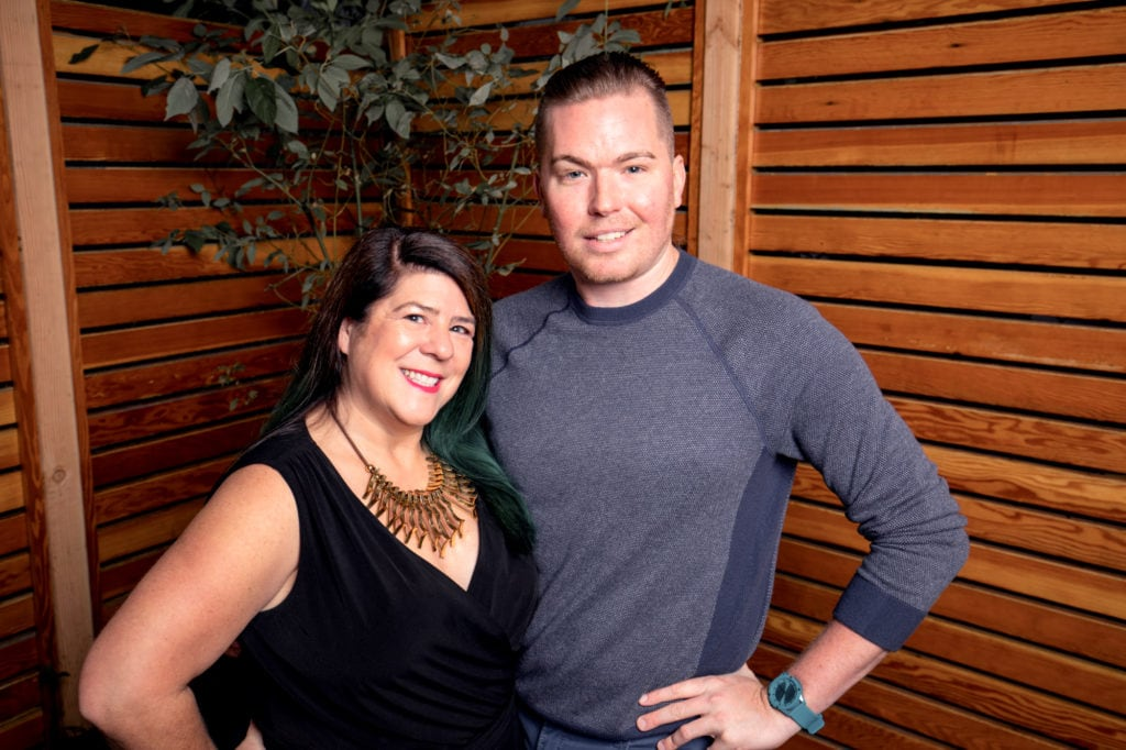 Top Seattle Listing Brokers Kim V. Colaprete and Michael Jouver