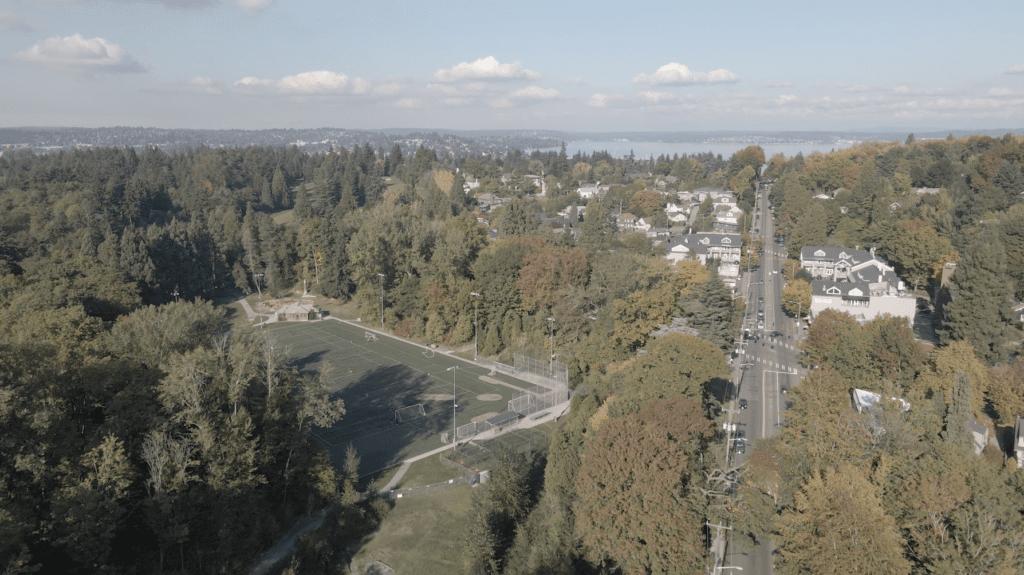 Madison Valley and Washington Park Arboretum